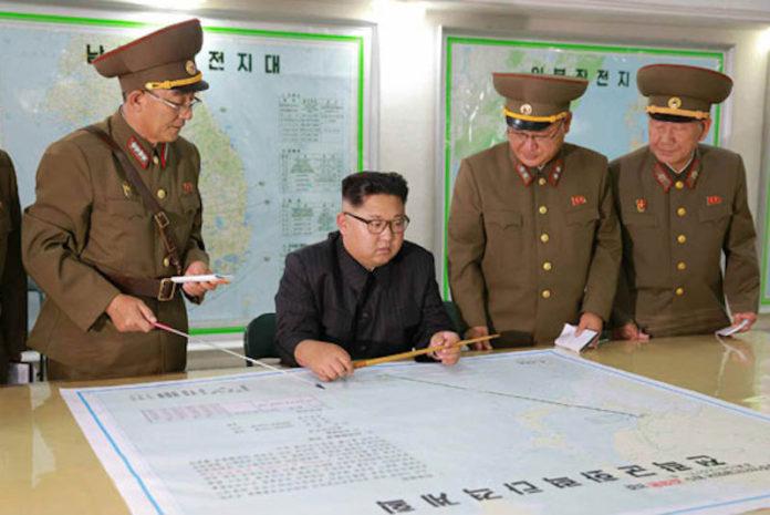 Ultimati piani d'attacco della Corea del Nord per Guam