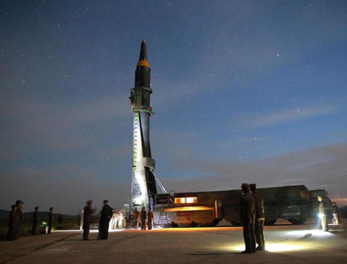 La Corea del Nord minaccia il Giappone di attacco nucleare