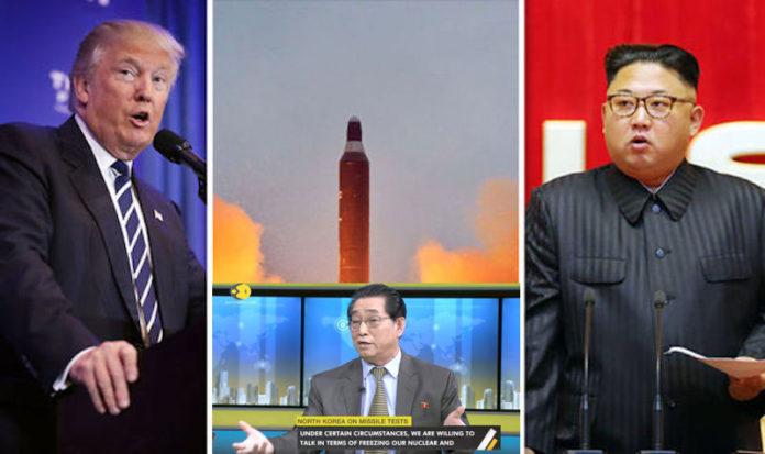 Corea del Nord, gli Usa: