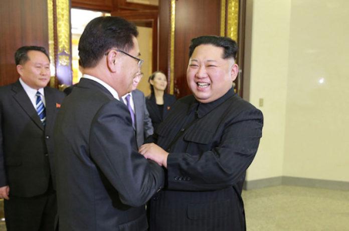 Corea de Nord, Moon: