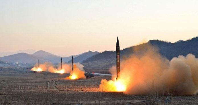 Lanciato un missile di tipo Scud dalle vicinanze di Wonsan