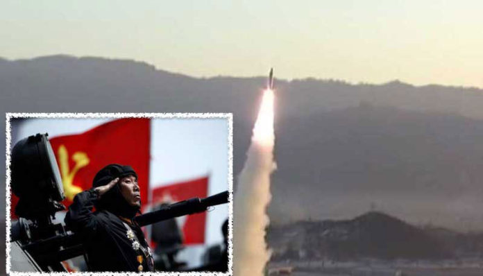 Nuova sfida di Kim: lanciato un missile nel mar del Giappone