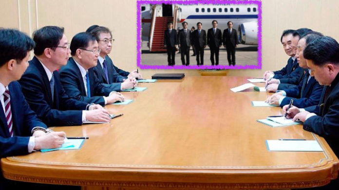Delegazione speciale sudcoreana parte per Pyongyang