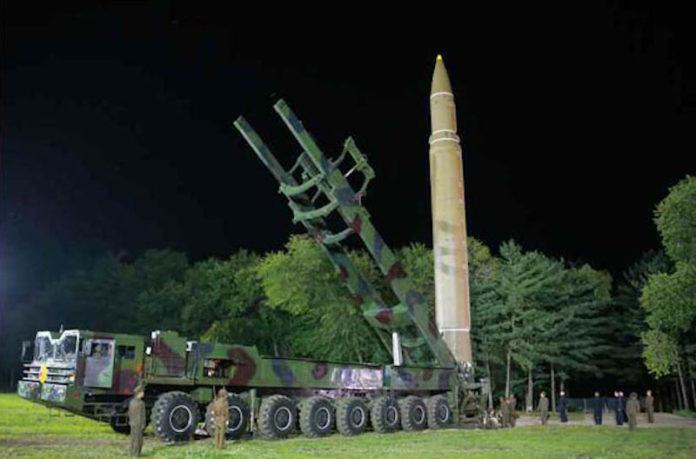 Corea del Nord, test nucleare provocata un sisma di magnitudo 6.3