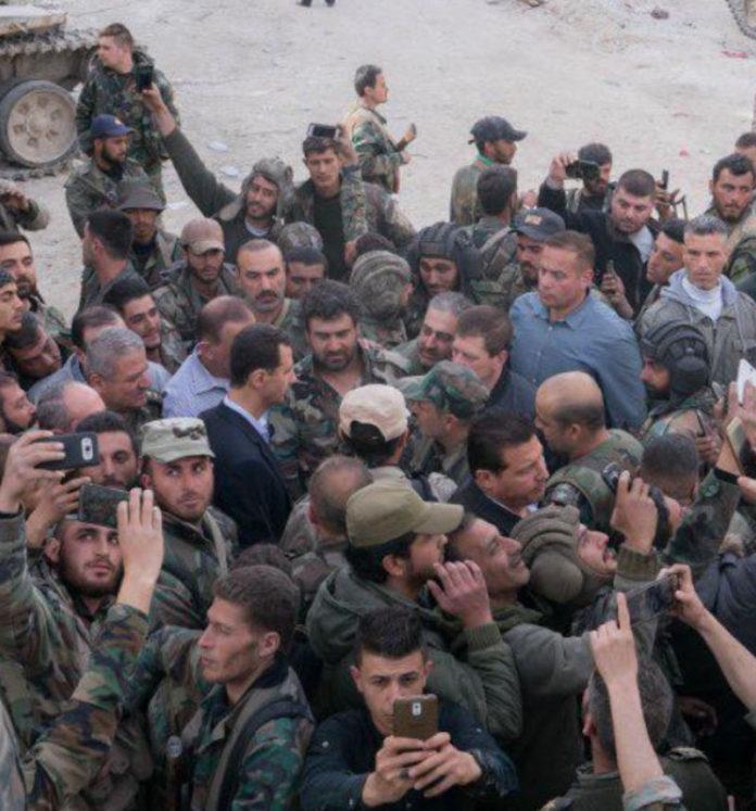SIRIA. Guerra e Social Media: Damasco