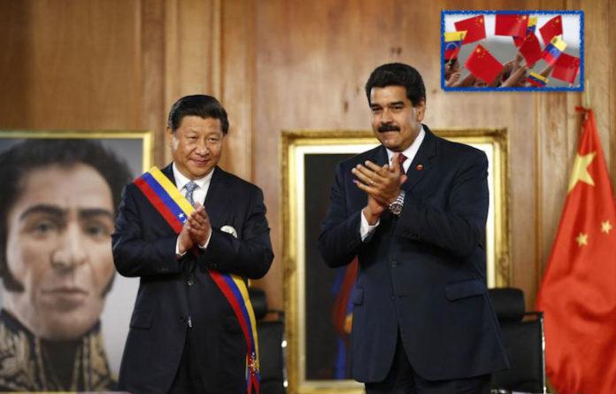 Risultati immagini per Putin, Maduro e Xi Jinping immagini