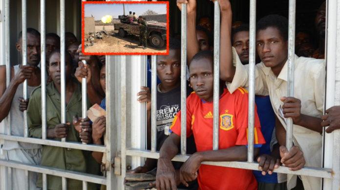 Libia, bombardato centro di detenzione per migranti: è strage a Tripoli