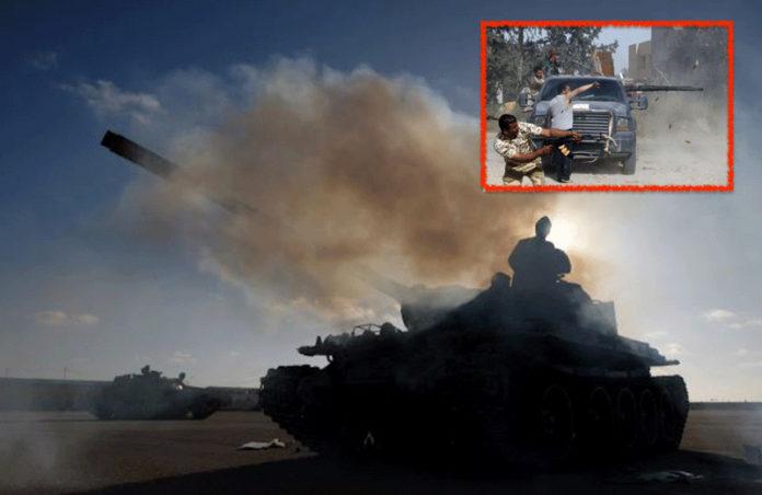 Libia, due ore di colloquioa palazzo Chigitra Conte e Haftar