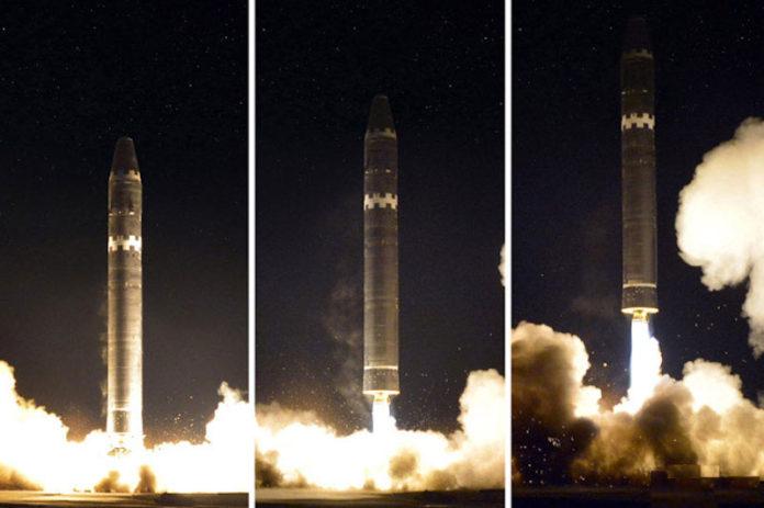 I piloti di un volo Cathay videro il missile di Kim