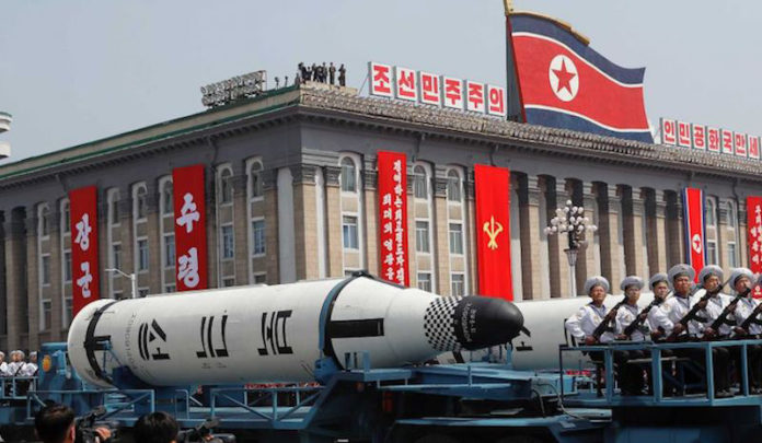 Corea del Nord: Washington minaccia la