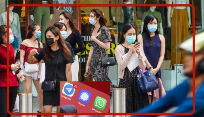 SOCIAL MEDIA. In Asia è boom di download per i concorrenti di ...