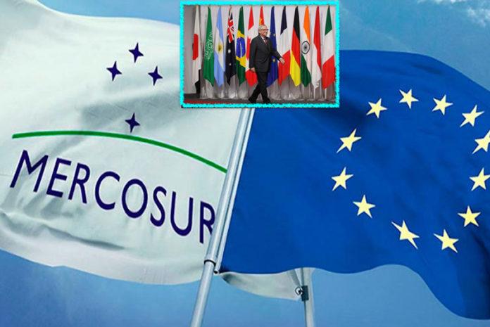 Ue, Coldiretti: allarme sicurezza a tavolo con accordo Mercosur