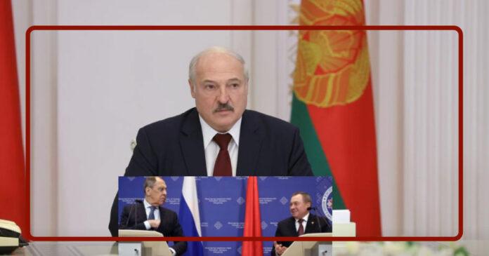 Lukashenko: