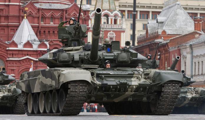 Putin mostra i muscoli: