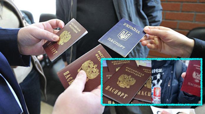 RUSSIA. Passaporti russi semplificati per Luhansk e Donetsk