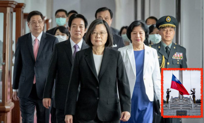 TAIWAN. Tsai si insedia chiedendo rispetto e parità. Pechino reagisce