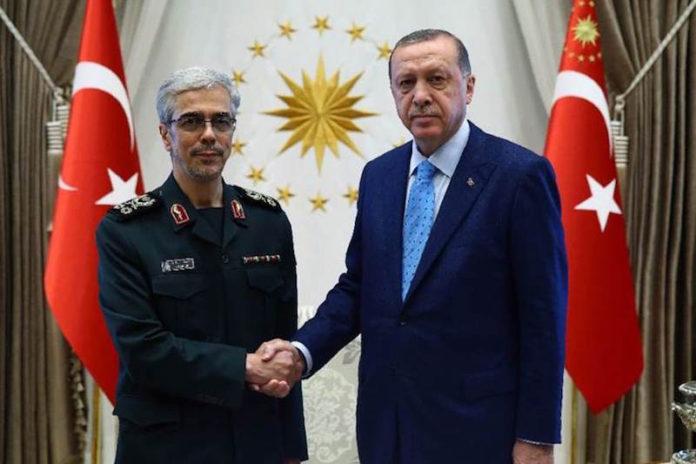 Erdogan ai turchi, non votate Cdu e Spd