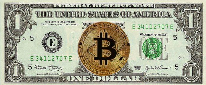 dollaro al bitcoin