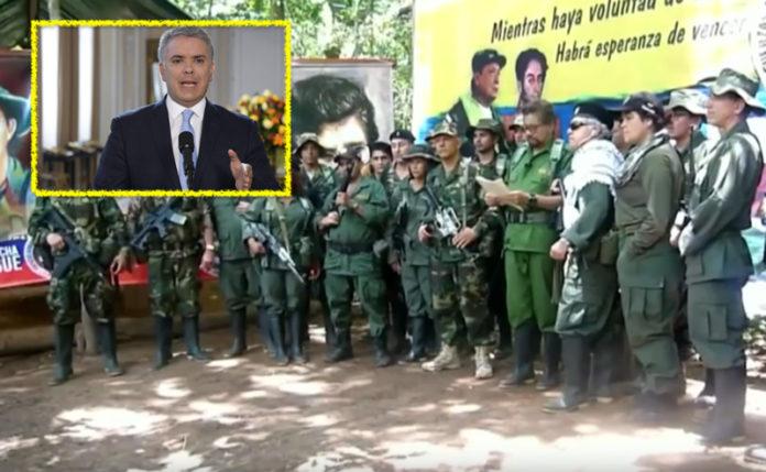 Colombia:ex n.2 Farc,'ritorno alle armi'