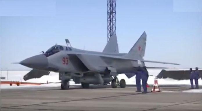L'annuncio di Mosca: testato con successo missile ipersonico