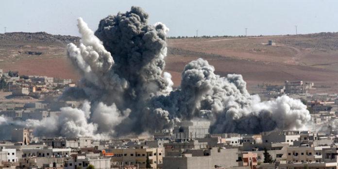Siria, ong: dal 18 febbraio a Ghouta uccisi oltre 600 civili
