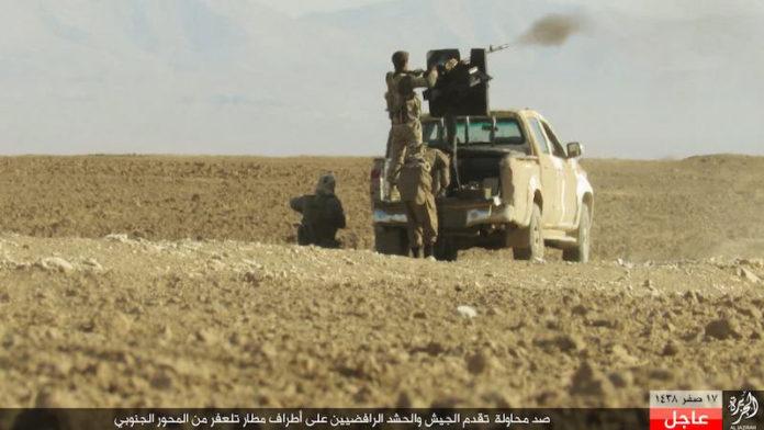 Mosul, continuano intensi combattimenti tra esercito e jihadisti