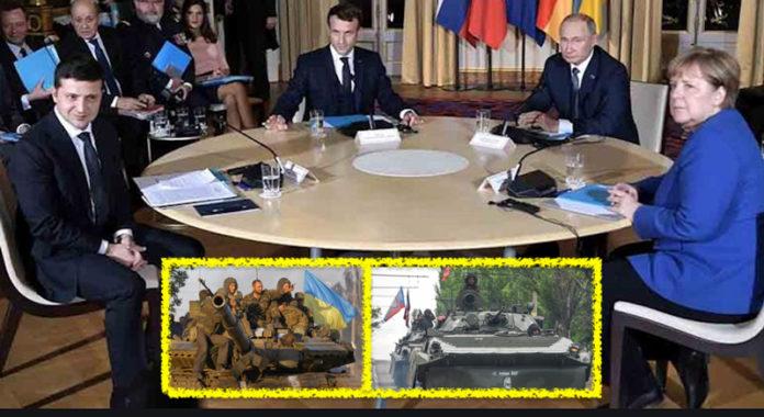 Scambio di prigionieri in Ucraina