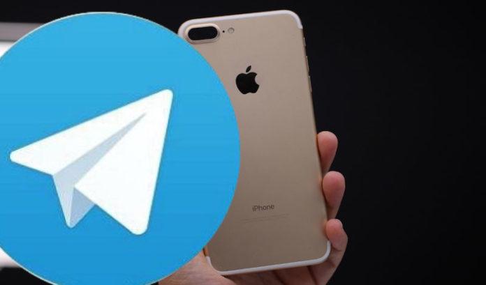 SOCIAL MEDIA. Telegram torna sicuro sull'iPhone