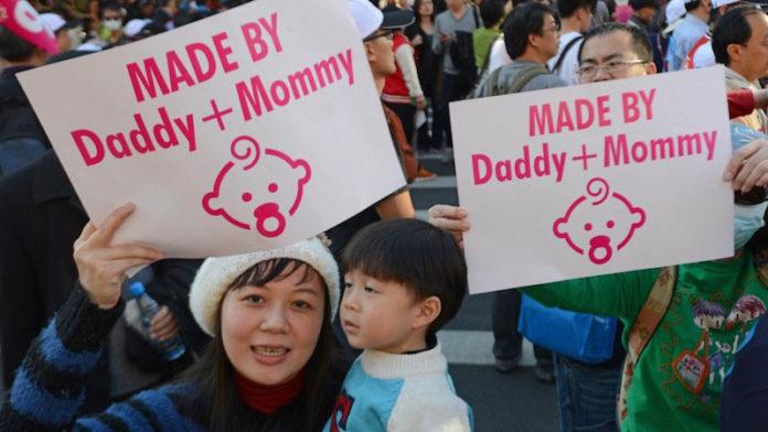 Contro Proteste A Matrimonio Gay Taiwan Il qzGMVSUp