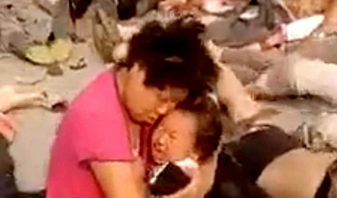 Cina, esplosione davanti ad asilo. 7 morti
